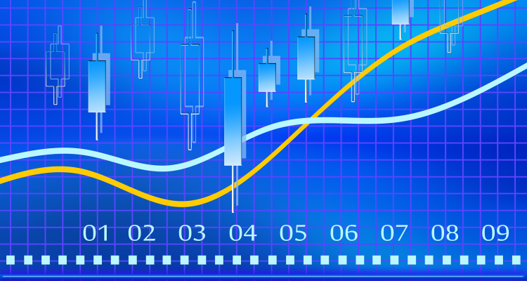 Charting methods compared bar chart vs line chart